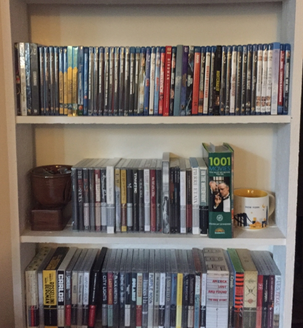 A mixture of Criterions on the two bottom rows.