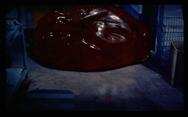 1958 Blob at doctor.