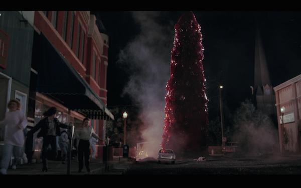 1988. Christmas Tree Blob.