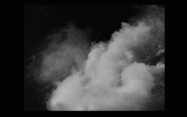 Cocteau liked using smoke.
