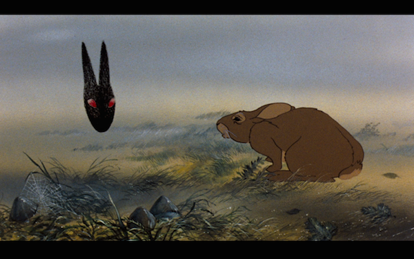 Hazel meets the Black Rabbit.