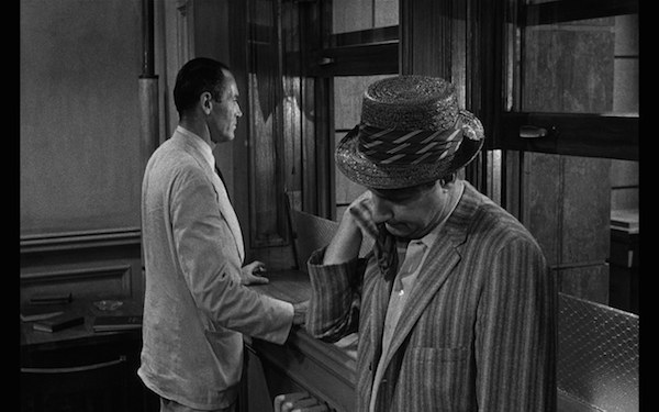 12 Angry Men - fonda looking out window