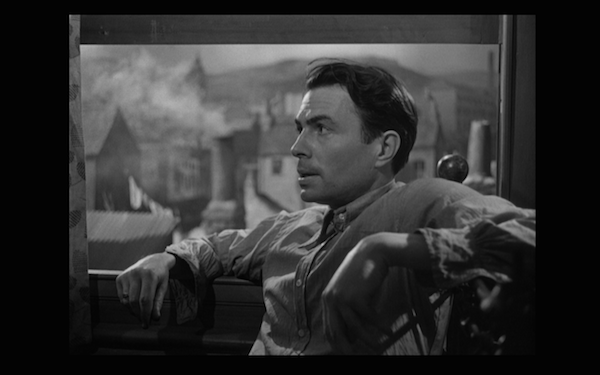 Johnny at the beginning of the film.