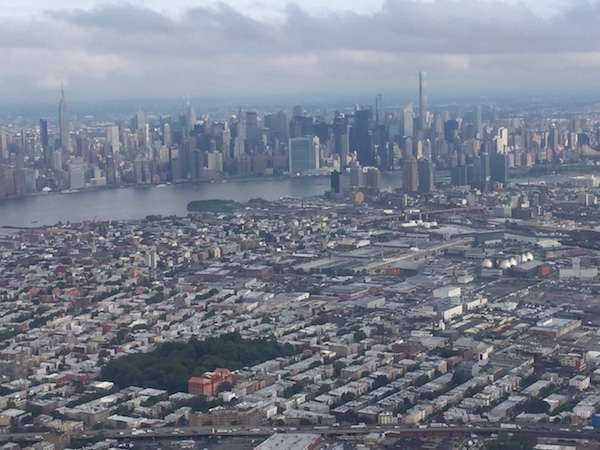 Hello, New York City,