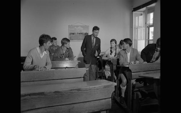 the bridge - classroom