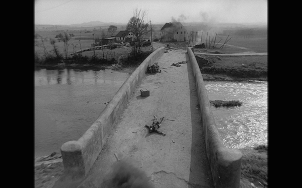 the bridge - dead on bridge