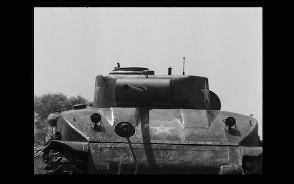 the bridge - tank