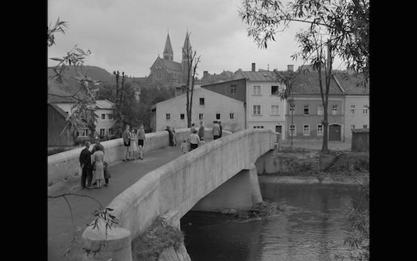 the bridge - the bridge at peace