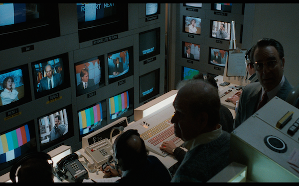 broadcast news - production room 2