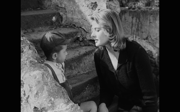 stromboli - bergman and little boy