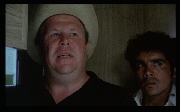 alambrista - ned beatty and roberto