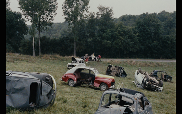 weekend - car graveyard