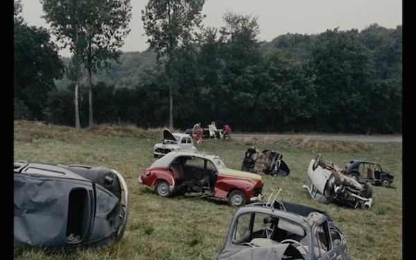 weekend - car graveyard