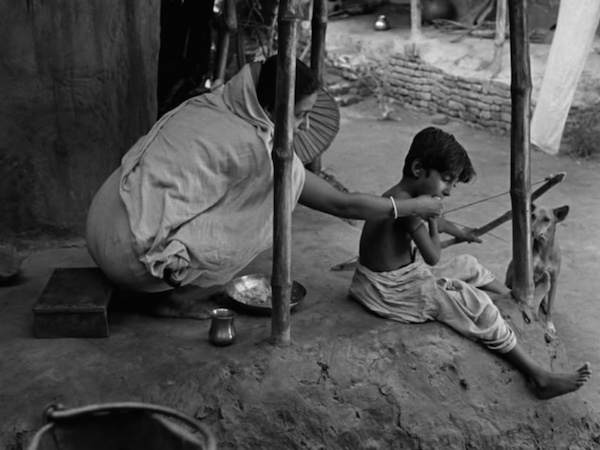 pather panchali - apu w arrow